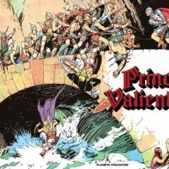 'El Príncipe Valiente' llega a los kioscos ¿merece la pena?