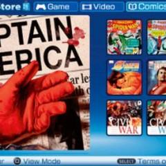 Marvel Digital Comics e IDW aterrizan en la PSP