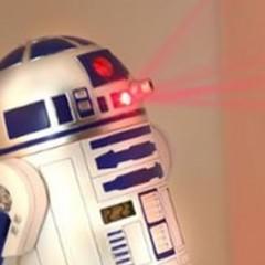 Despiértate con R2D2 y su hora holográfica