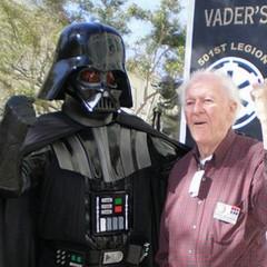 Fallece Ralph McQuarrie, el padre de Darth Vader