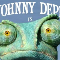 'Rango', teaser y primer póster con el personaje de Johnny Depp