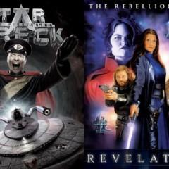 Star Wars Revelations y Star Wreck: Fans detrás de las cámaras