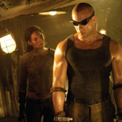 Riddick prepara su vuelta