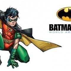 'Batman Live' contará la historia de Dick Grayson, el primer Robin