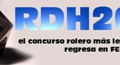 'Rolero de Hierro' 2010, un concurso de juegos de rol algo diferente