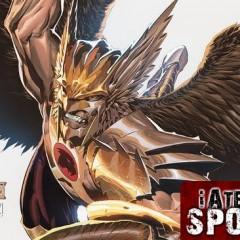 'The Savage Hawkman': no, por favor [The New 52]