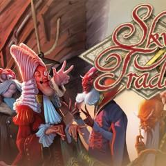 Sky Traders, comercio y piratería en la era de los barcos celestes