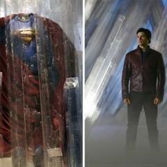 'Smallville' llegará a su fin con un episodio de dos horas, primera imagen del traje de Superman