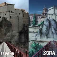 'Sora no Woto', el anime inspirado en Cuenca, España