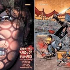 Miniserie y motion comic de 'Spartacus: Blood and Sand'