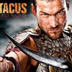 'Spartacus: Blood and Sand', sangre, arena, sexo y más sangre