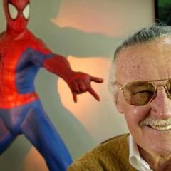 Stan Lee recibe la Medalla Nacional de las Artes de EEUU