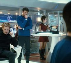 Star Trek XI, un buen comienzo