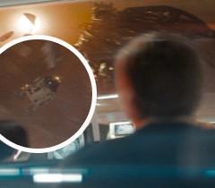 ¡Confirmado! R2D2 aparece en Star Trek
