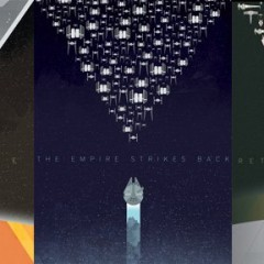 Tres pósters geniales de 'Star Wars' y otro de 'Star Trek: Primer Contacto' de regalo