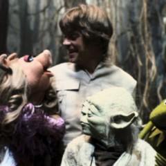 La frikada de la semana: Luke Skywalker, C-3PO, R2-D2 y Chewbacca en el Show de los Teleñecos (1980)