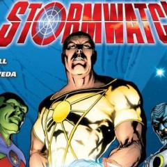 'Stormwatch' #01: parece difícil, pero no lo es [The New 52]