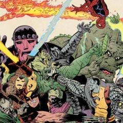 'Relatos extraños': el universo Marvel visto por autores indies
