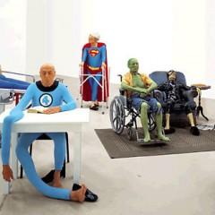 Superhéroes jubilados