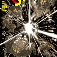 Superman #22, como en las mejores pelis de acción