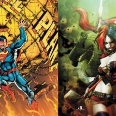 Superman, Blue Beetle y el Escuadrón Suicida completan el relanzamiento de DC