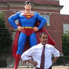 Obama y los cómics
