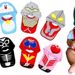 La frikada de la semana: baberos-traje para bebés amantes del manga