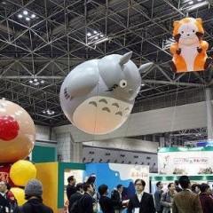 Visitamos el Tokyo International Anime Fair 2010