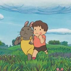 Studio Ghibli versión extreme metal… ah sí, y un nuevo corto del Museo Ghibli