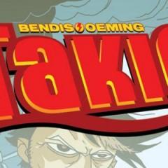 'Takio' y 'Moon Knight', adelanto de los dos nuevos cómics de Bendis