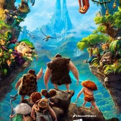 'Los Croods', una aventura prehistórica de la mano de DreamWorks
