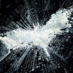 'The Dark Knight Rises', un espectacular primer póster