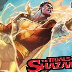 'Las pruebas de Shazam', intento de reinvención adulta del Capitán Marvel