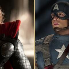Tendremos secuelas de las pelis del Capitán América y Thor