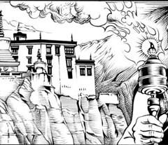 Maqui Edicions publicará 'Tibet, el juego de rol' en castellano