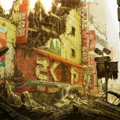 Tokio destruido