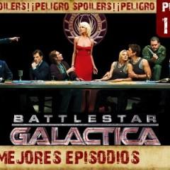 'Battlestar Galactica', sus 13 mejores episodios (1 de 2)