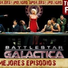 'Battlestar Galactica', sus 13 mejores episodios (2 de 2)