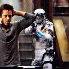 'Total Recall', primera imagen del remake de 'Desafío Total' y vistazo al set de rodaje