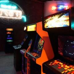 La sala de videojuegos de 'Tron Legacy' [SDCCI 2009]