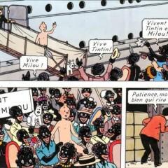 'Tintín en el Congo en pelotas' [Frikada de la semana]