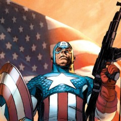 'Ultimate Capitán América', las dos caras de la nación