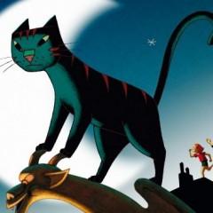 'Un gato en París' [Oscars Animación 2012]
