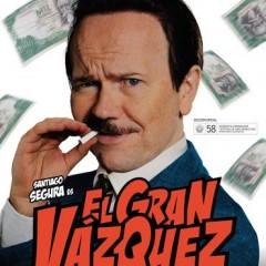 'El gran Vázquez', cartel y trailer del biopic del creador de Anacleto