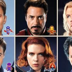 Ya tenemos aquí las primeras imágenes de 'Los Vengadores' de Whedon