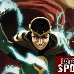 'El poderoso Thor: Viaje al Misterio' nº1, Loki is my master