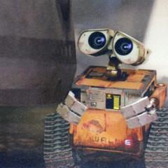 Un WALL-E de verdad