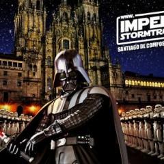 Así fue la Imperial Stormtroopers de Santiago de Compostela
