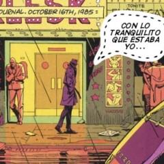 Dan DiDio planea nuevas entregas del cómic de 'Watchmen'