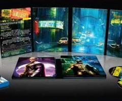 Detalles de la edición definitiva para coleccionistas de 'Watchmen' y 'Los Mundos de Coraline'